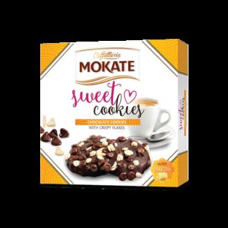 Biskot Mokate me copeza cokollate