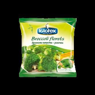 Iglotex Brokoli 14/400 gr