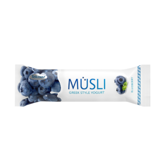 Musli bar me boronicë Greek Style 32/30 gr