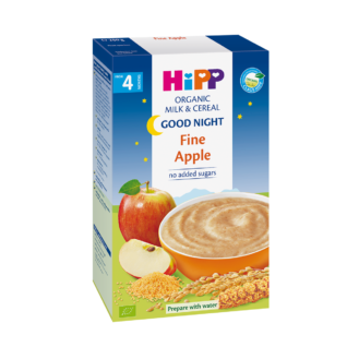 HiPP Mualebi nate, mollë
