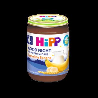 HiPP Pure banane & bollgur