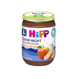 HiPP Pure biskota & mollë G.N.
