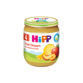 HiPP Pure mix frutash
