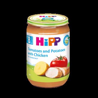 HiPP Pure patate-domate-m.pule