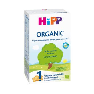HiPP Qumësht 1 Bio