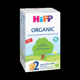 HiPP Qumësht 2 Bio