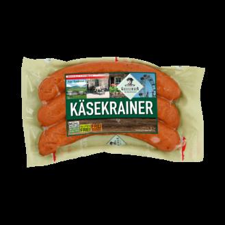 Kreiner Cheese Sausage 16/340gr.