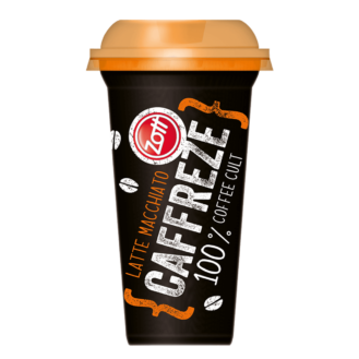 Caffreze latte 10/200ml.