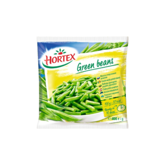 Hortex Bishtaja te Gjelbërta 25/400gr.