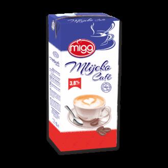Qumësht për kafe Mi99 Natura 3.8% 12/1l.