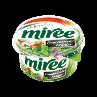 Miree djathë i shkrirë herbs
