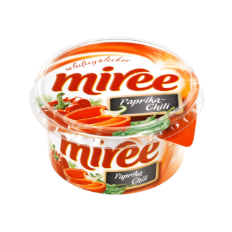 Miree djathë i shkrirë me spec