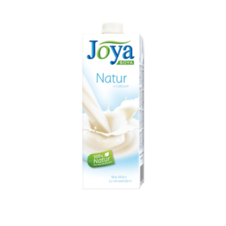 Qumësht Soje Joya Natur+Calcium 10/1l.