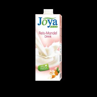 Qumësht Orizi Joya Reis-Mendel 10/1l.