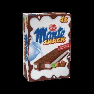 Monte snack 4pack 16/116gr.