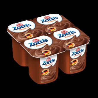 Zottis puding çokollatë 6/115gr.
