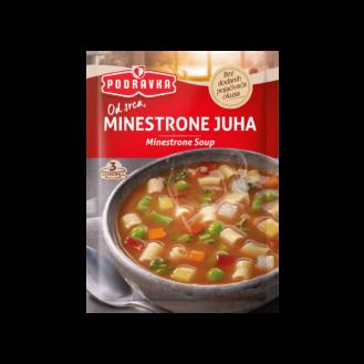 Supë minestrone Podravka 15/60gr