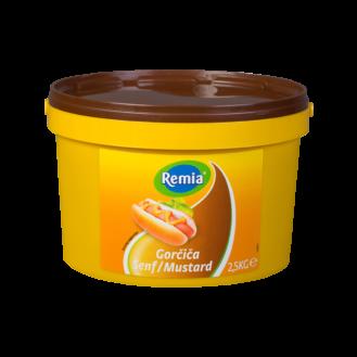 Remia mustard 1/2.5 L