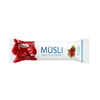 Musli bar manaferr e kuqe Greek Style 32/30 gr