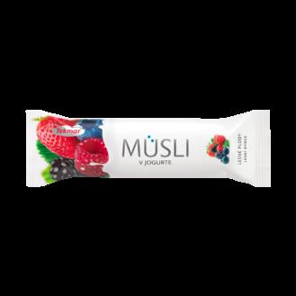 Musli bar mefruta pylli & jogurt 32/30g