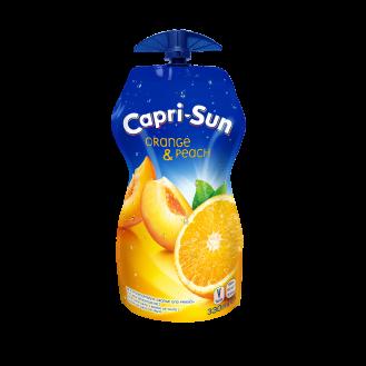 Capri Sun Portokall-Pjeshke 15-330ml