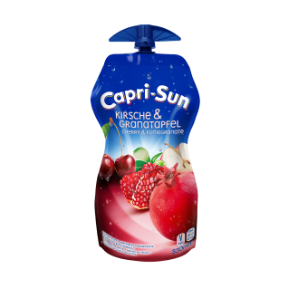Capri Sun Qershi-Shege 15x330ml