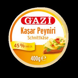 Gazi Kackavall 45 % 12x400gr