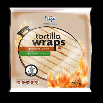 Pita tortilla -grill 28-250gr  004532