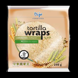 Pita tortilla-multigrain 28-250gr  004531