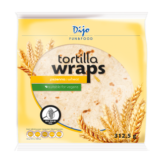 Pita tortilla original 28-250gr