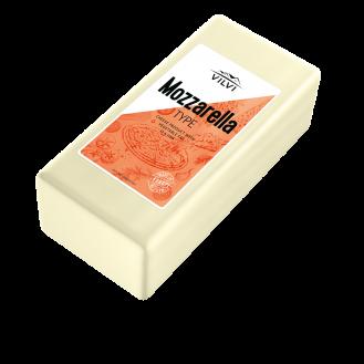 Djath Mozzarella 40% 2,5 kg.  002002